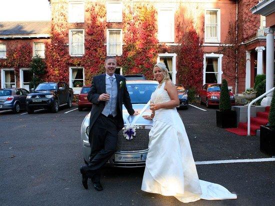 Boyne Valley Hotel & Country Club: Hotel wedding