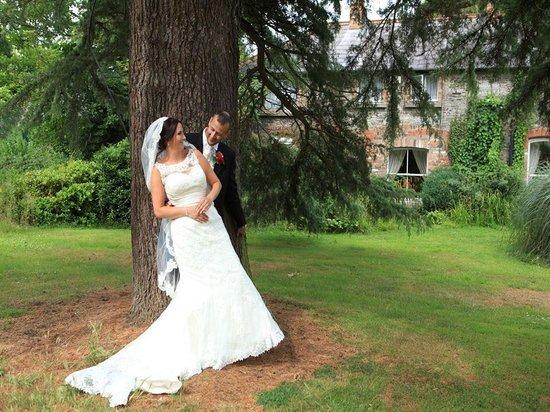 Boyne Valley Hotel & Country Club: Wedding Couple