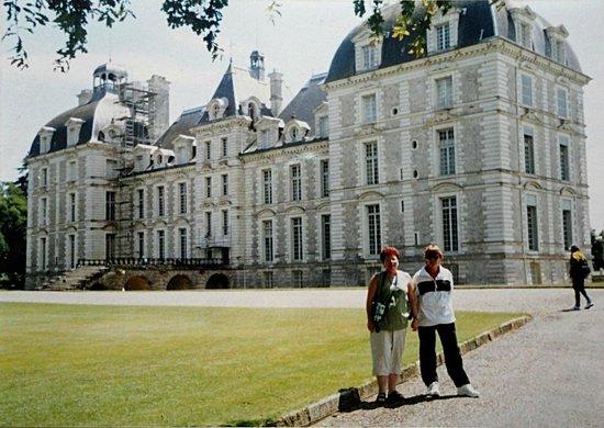 Chateau de Cheverny: Cheverny chateau