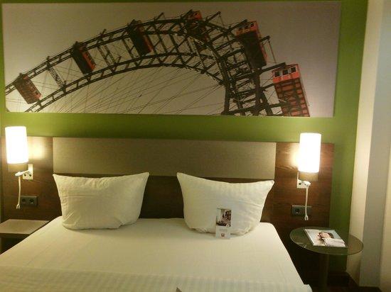 Leonardo Hotel Vienna: great decoration