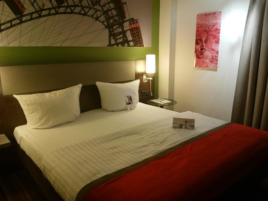 Leonardo Hotel Vienna: great room