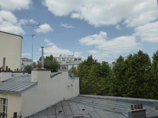 Campanile Paris 14 - Maine Montparnasse : ホテルからの眺望