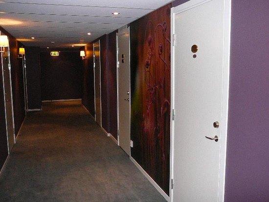 Freys Hotel Lilla Radmannen : Etagenflur