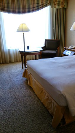 RIHGA Royal Hotel Tokyo: 31㎡ダブル