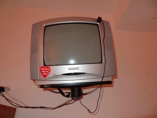 Trentina : la tv qui ne marche pas
