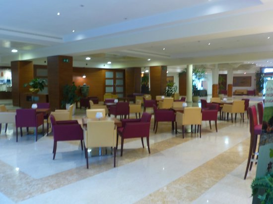 """Hotel Siena degli Ulivi : le """"grand hall"""""""