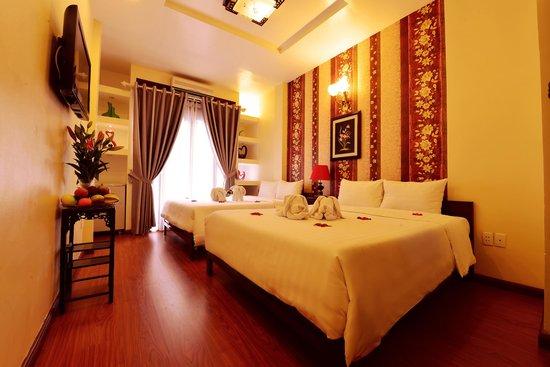 Hanoi 3B Hotel: Deluxe Family