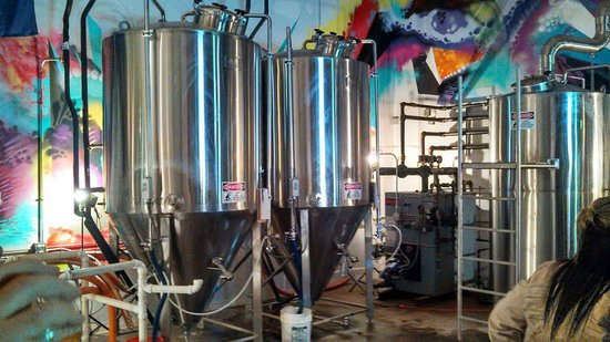 Maine Beer Tours: Stopping at Bissel Brothers