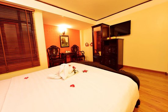 Hanoi 3B Hotel: Superior Double