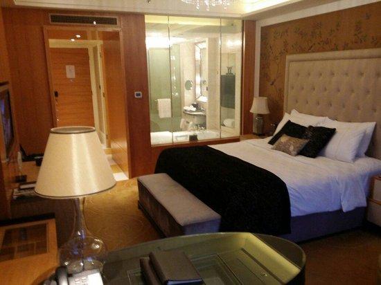 Wanda Vista Beijing : Typical room