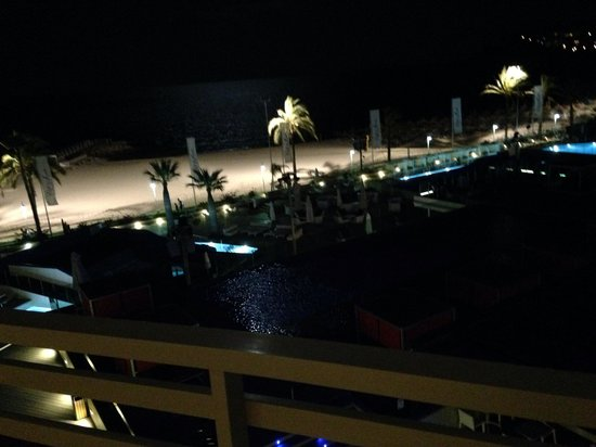 The lovely view from my hotel room 471 at the sol wave house magaluf may 2014 xx