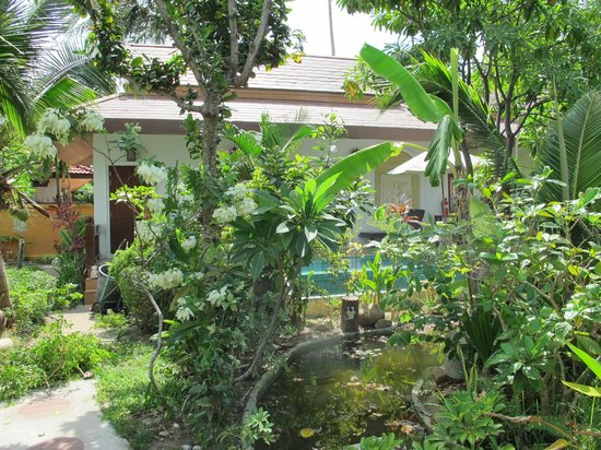 Kanok Buri Resort: Отдельные номера-домики