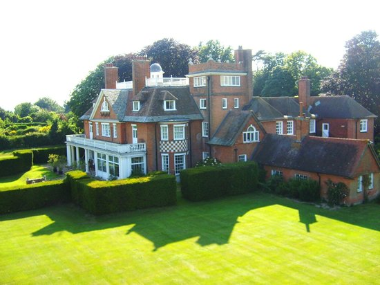 England Uk Rye Country Mansion With Accommodation Not To Be Confused A