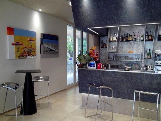 L'Hotel Rimini : bar