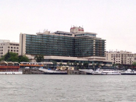 Budapest Marriott Hotel: Marriot budapest