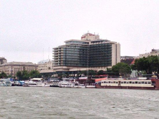 Budapest Marriott Hotel : Marriot budapest