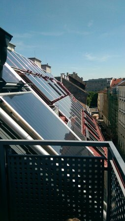Der Wilhelmshof: Солнечные батареи