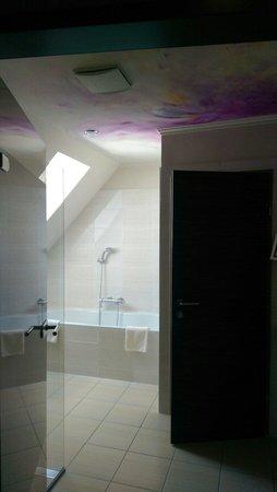 Der Wilhelmshof : Ванная комната