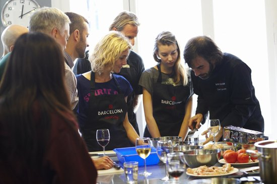 Barcelona Cooking Classes: Cooking Class