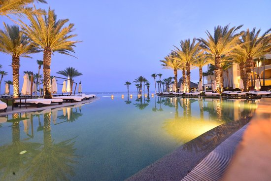 Hilton Los Cabos Beach & Golf Resort : Piscina