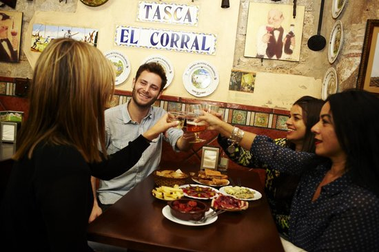 Barcelona Cooking Classes: Tapas Tour