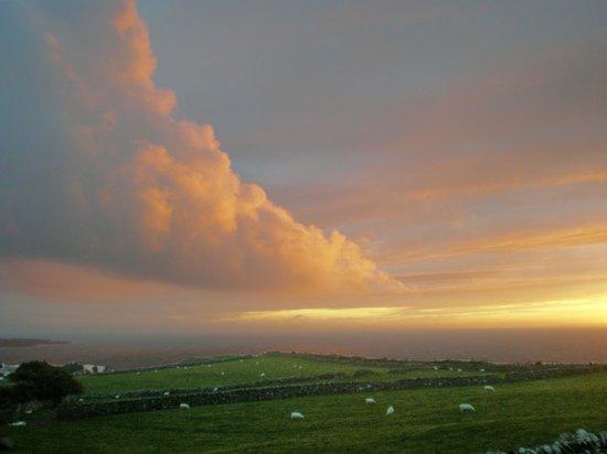 Llanfair, UK: View from Frondirion