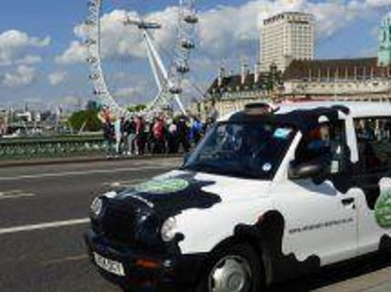 London Cabbie Tours -Tur Harian