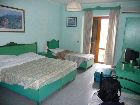 Hotel Smeraldo: camera quadrupla