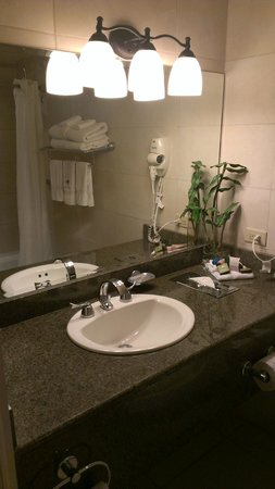 Country Inn & Suites by Radisson, Panama Canal, Panama: Bathroom