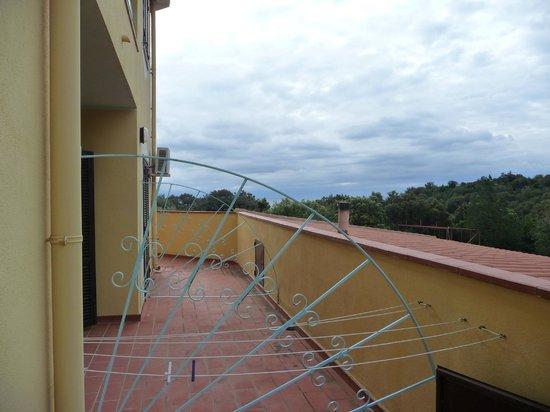 Hotel Smeraldo: panorama