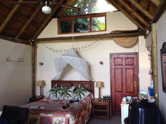 Willinga Lodge: Island suite
