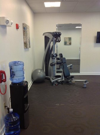 Holiday Inn Hotel & Suites Tupelo North: Hotel Gym Facilities