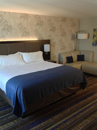 Holiday Inn Hotel & Suites Tupelo North: King Superior