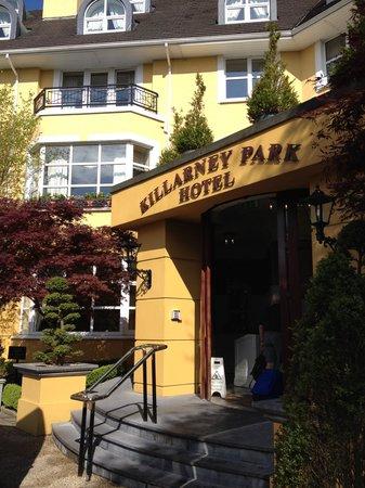 The Killarney Park Hotel : Front Entrance