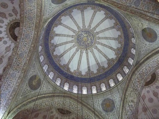Neon Tours - Day Tours: Dome of the Blue Mosque
