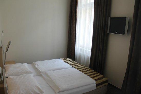 BEST WESTERN Hotel Pav: Habitación 1