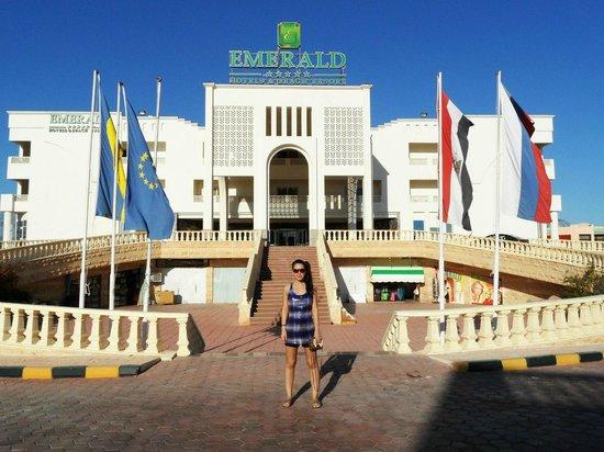 Golden 5 Emerald Resort: Сам отель