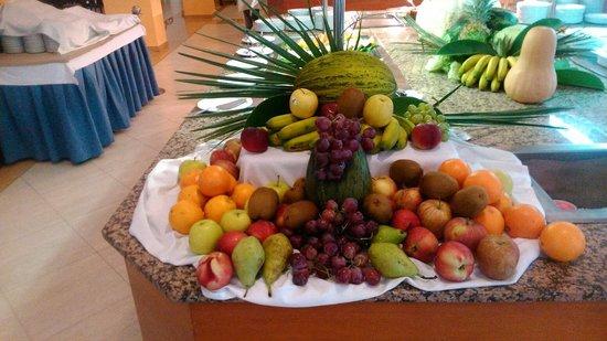 FERGUS Pax: Centro de frutas