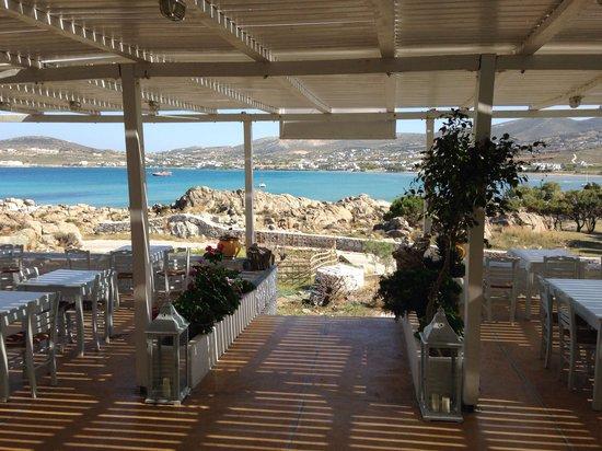 Taverna Kolymbithres: Beautifull view from Kolimpithres Tavern!