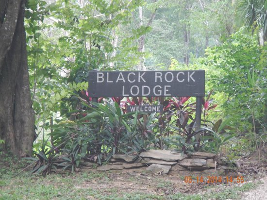 Black Rock Lodge : Welcome!