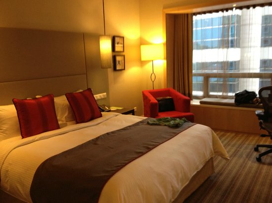 Carlton Hotel Singapore: view of the room