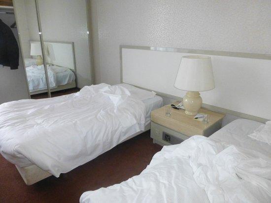 Etrusco Arezzo Hotel: chambre