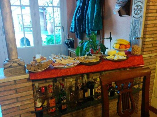 B&B Terra Di Liguria: Breakfast