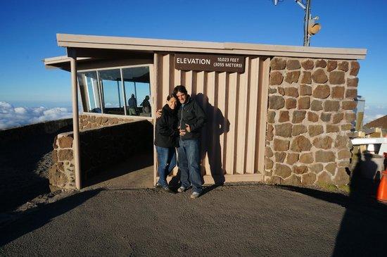 Haleakala Crater: Aquí te puedes resguardar del frio
