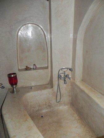 Riad Villa El Arsa : salle de bain