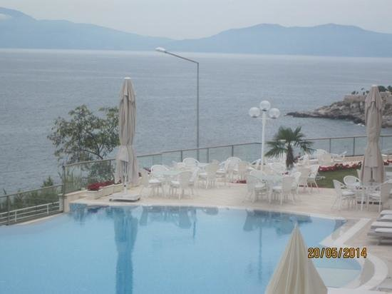 Lavista Boutique Hotel: view from room