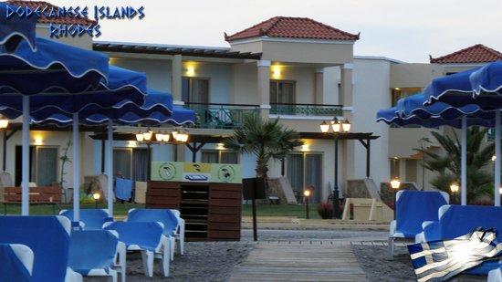 Lindos Princess Beach Hotel: Бунгало