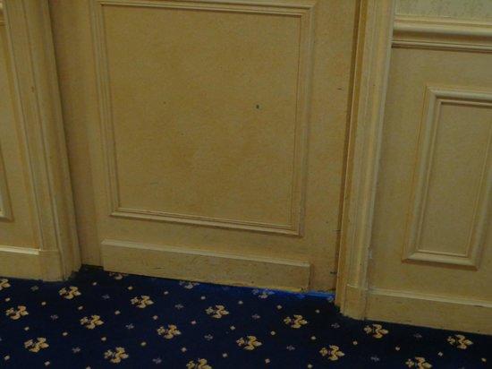 Pullman Chateau de Versailles: Porte de la chambre