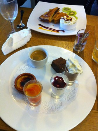 Beaurepaire Cafe : Desserts