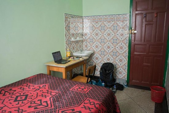 Maroc Hotel: Hotel Marocのシングルルーム